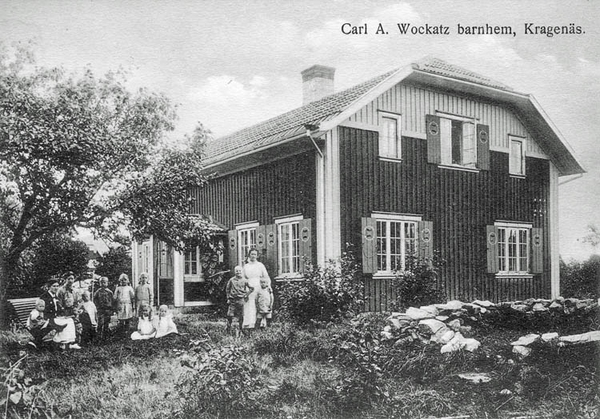 Stiftelsen Carl A. Wockatz' Barnhem