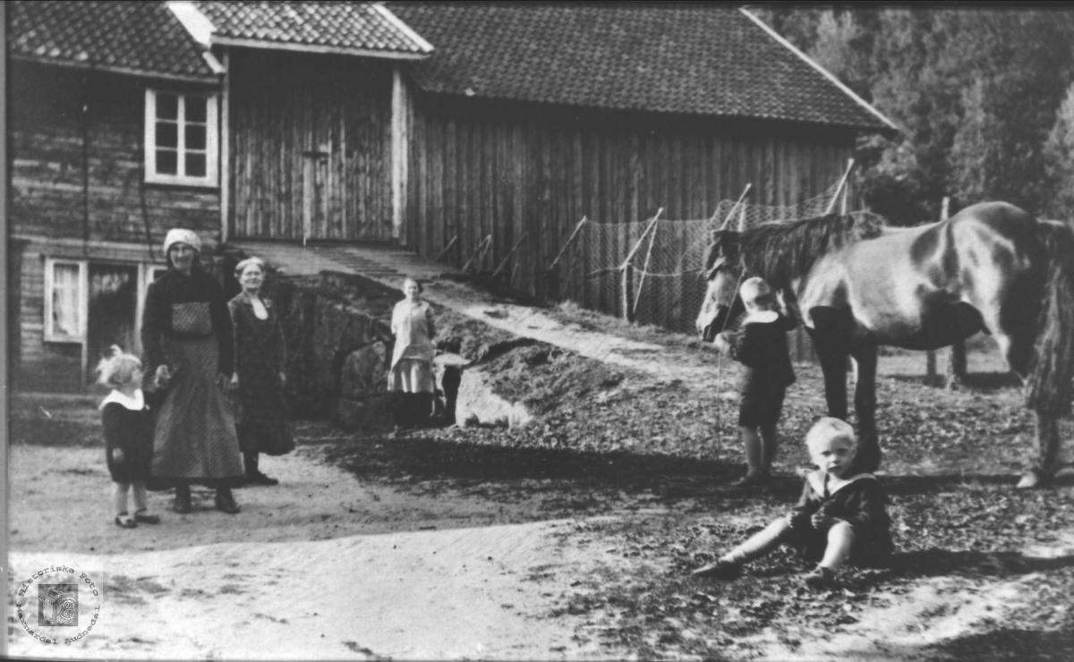 Gardstun på Rosseland, Greipstad