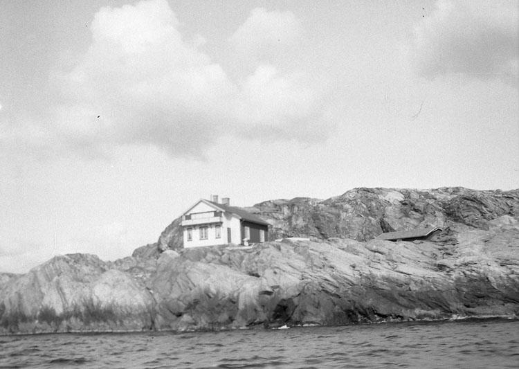Islandsbergs fyrplats.