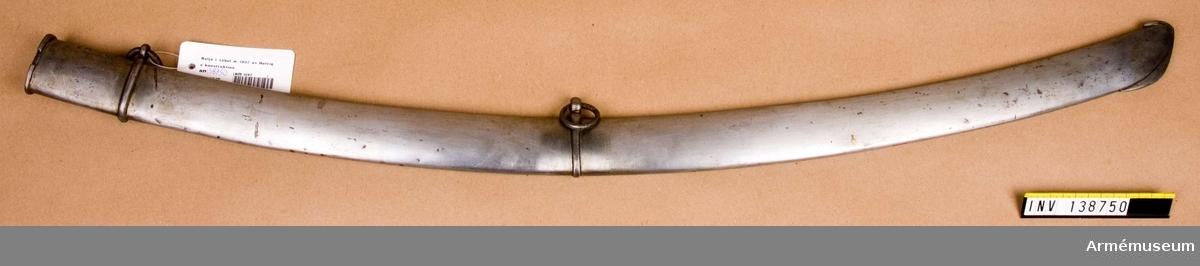 Balja till sabel m/1807