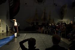 Invigning av Utställningen Vem är pirat? Sjöhistoriska Musee