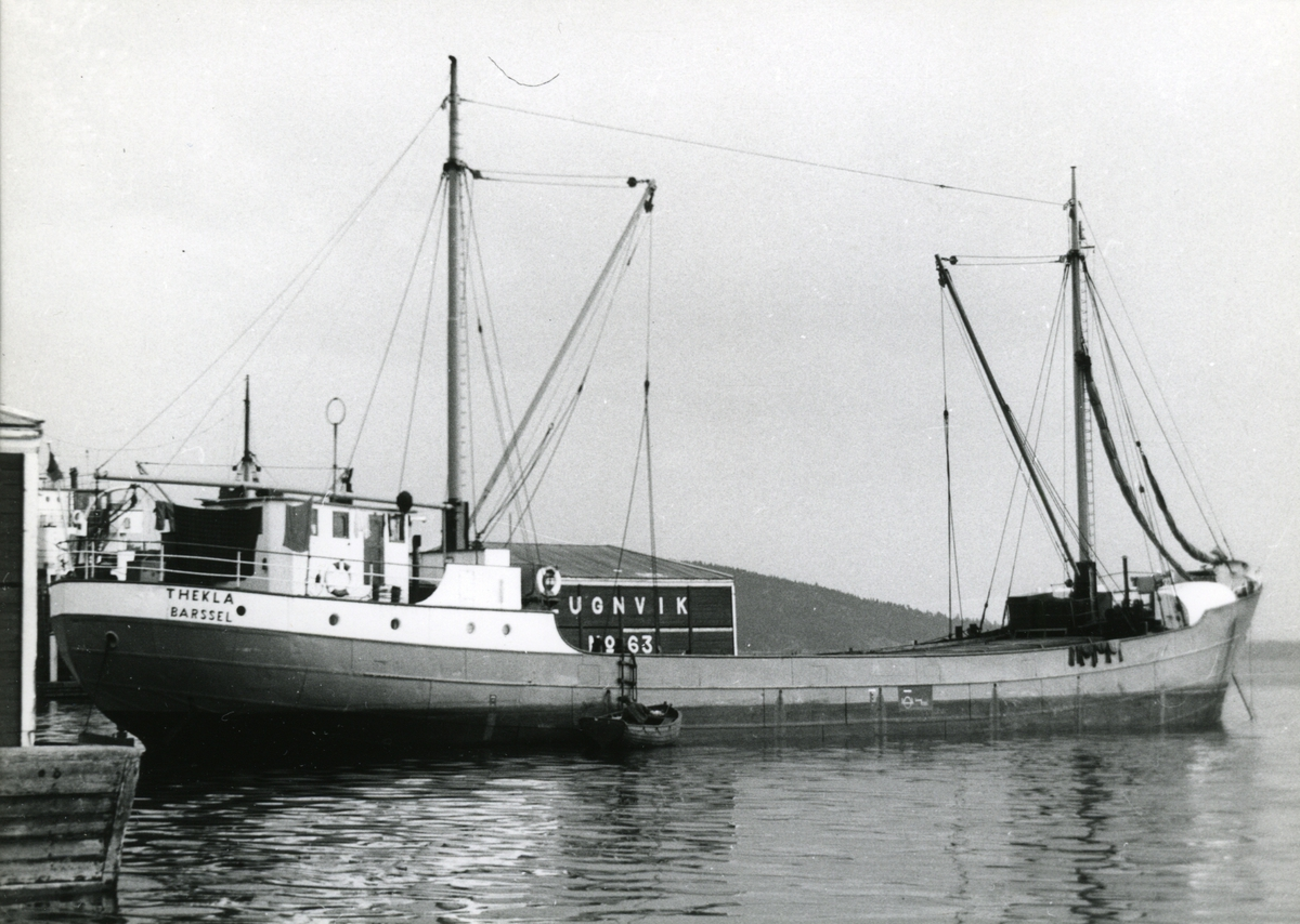 Ägare:/1940-61/: Heinrich Tapken. Hemort: Barssel.