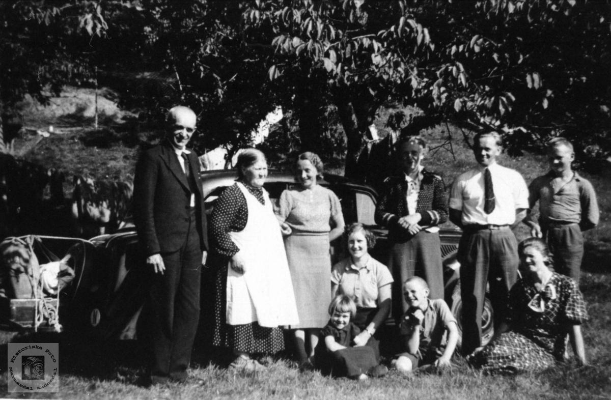 Familiegruppe Skjævesland