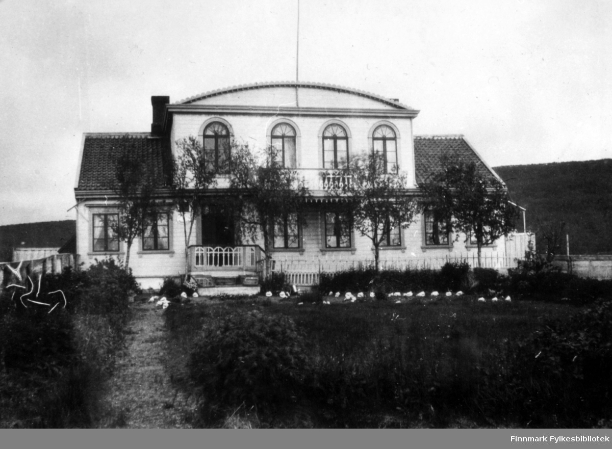 Nyborg Pleymgården.