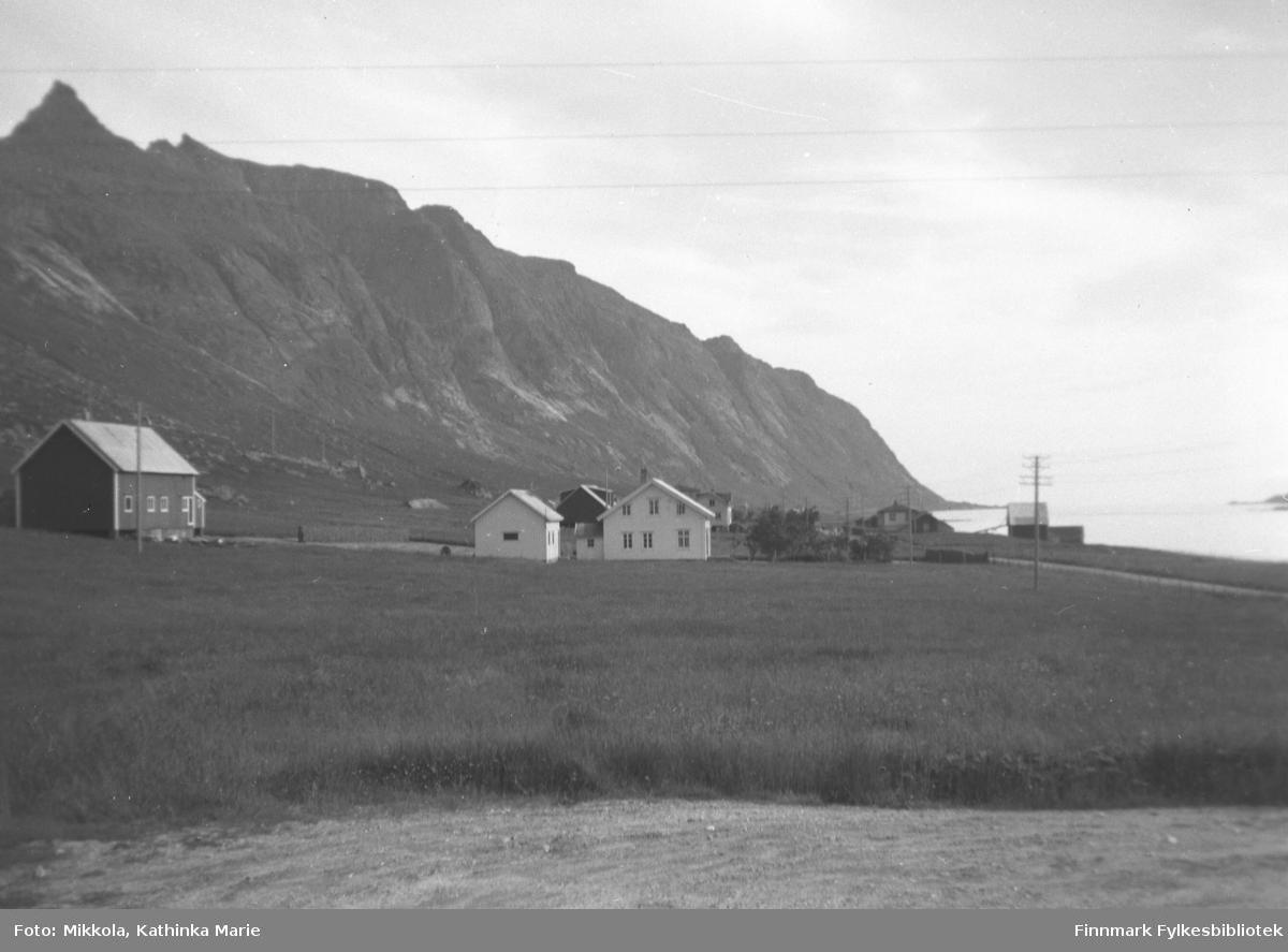 Skjelfjord i Lofoten, Kathinka Mikkolas hjemsted