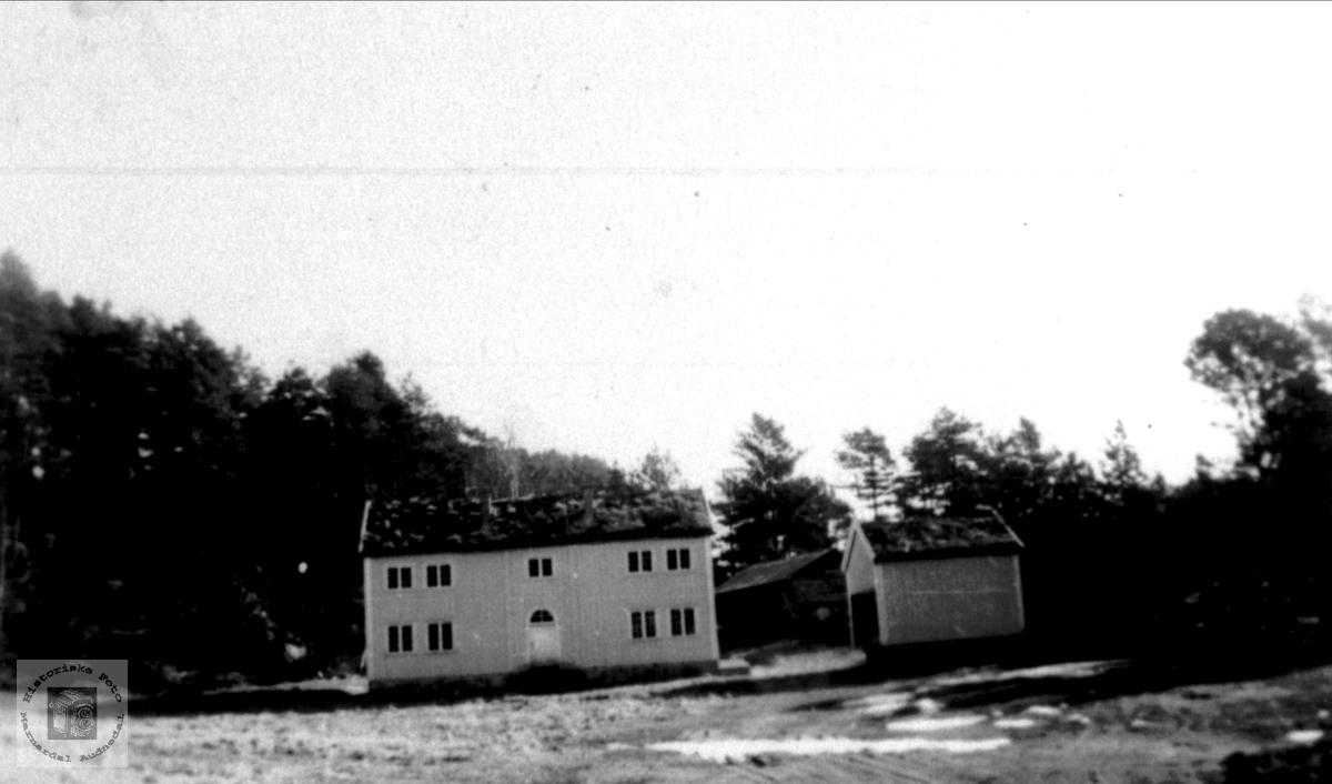 Mjålandstova på Øyslebø