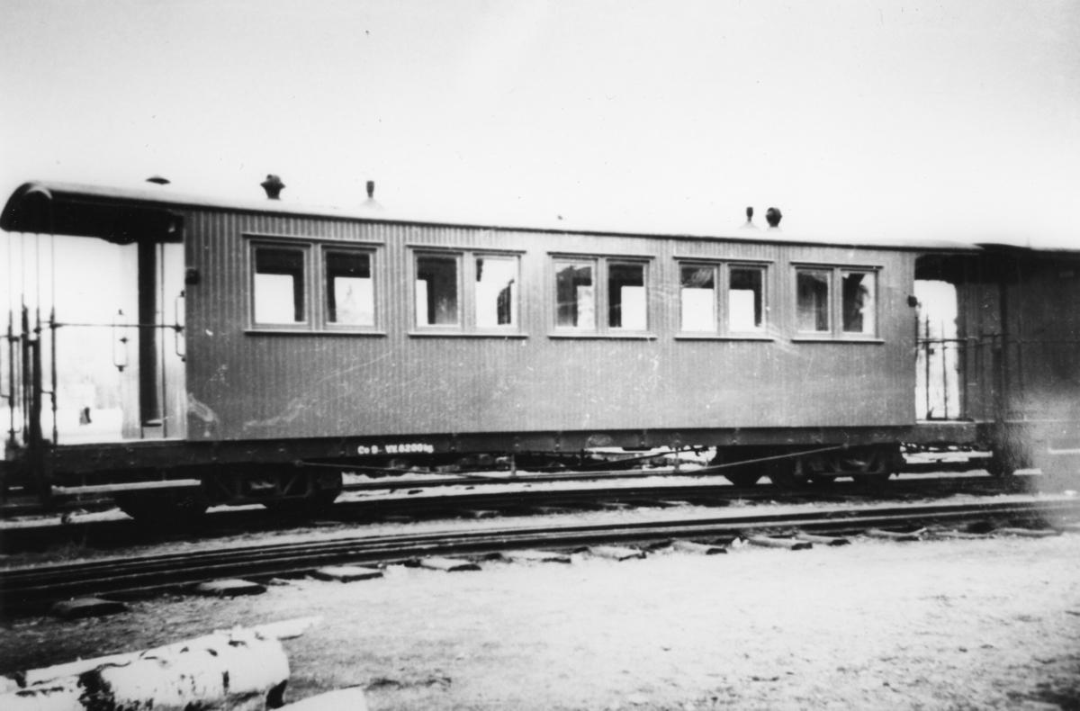 Personvogn Co9, opprinnelig fra Nesttun-Osbanen.