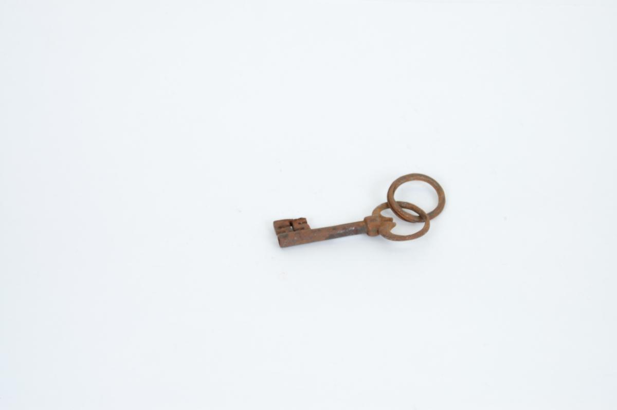 Nøkkel m/nøkkelring