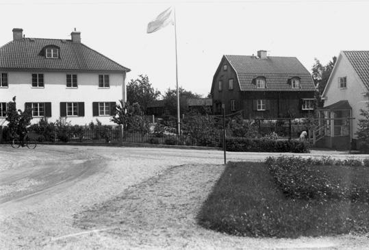 Bostadshus, Hållgatan 3 i Västerås.