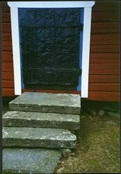 Västanfors sn, Fagersta kn, Brandbo. Dörr, 2000.