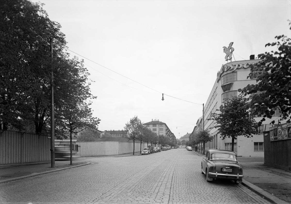 Sverre, Håkon.arkitekt - se også Bergene - Drammensvn. 44B