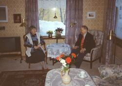 Johanne og Sigurd Løkken 1995