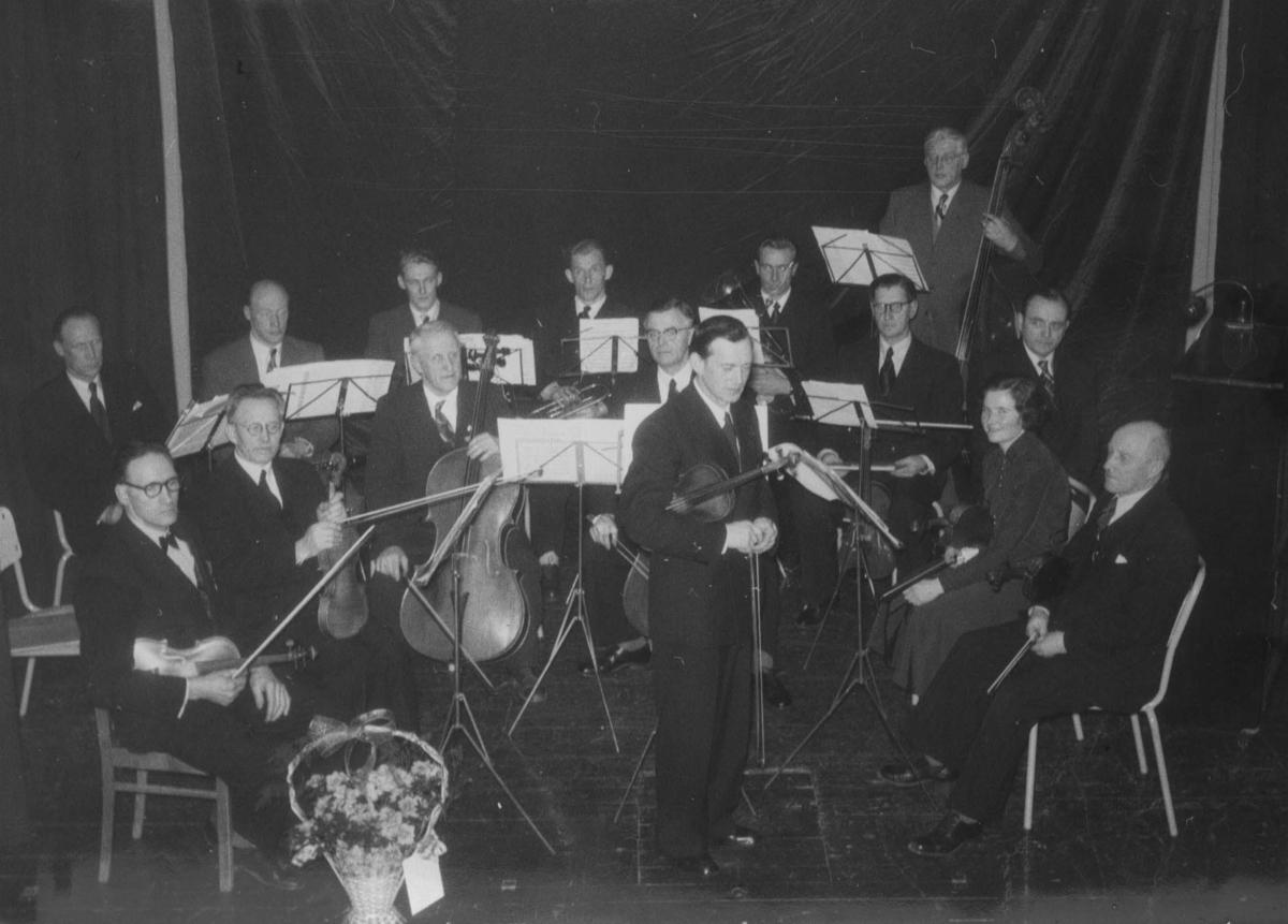 Tynset, Orkester, Instrumenter
