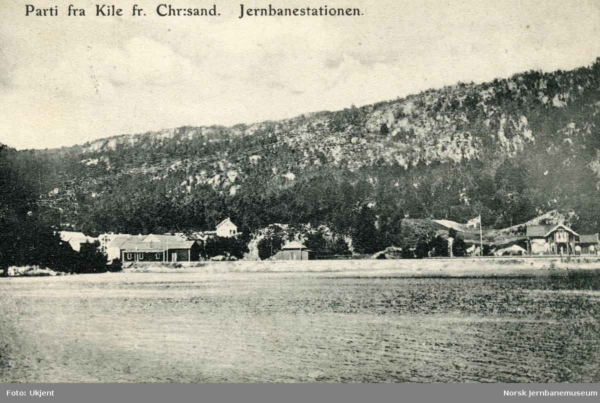 Iveland (Kile) stasjon