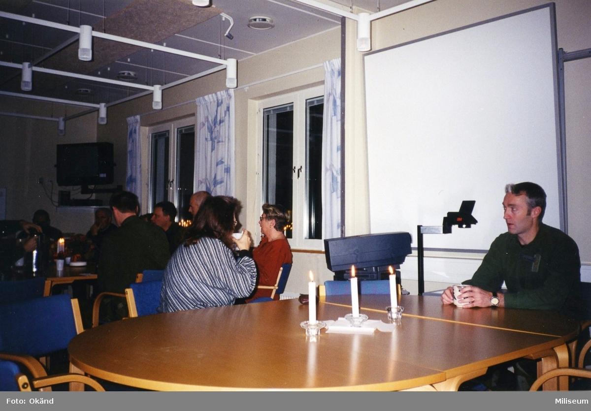 Sammanträdesrum. Per Sandgren, I 12 till höger.