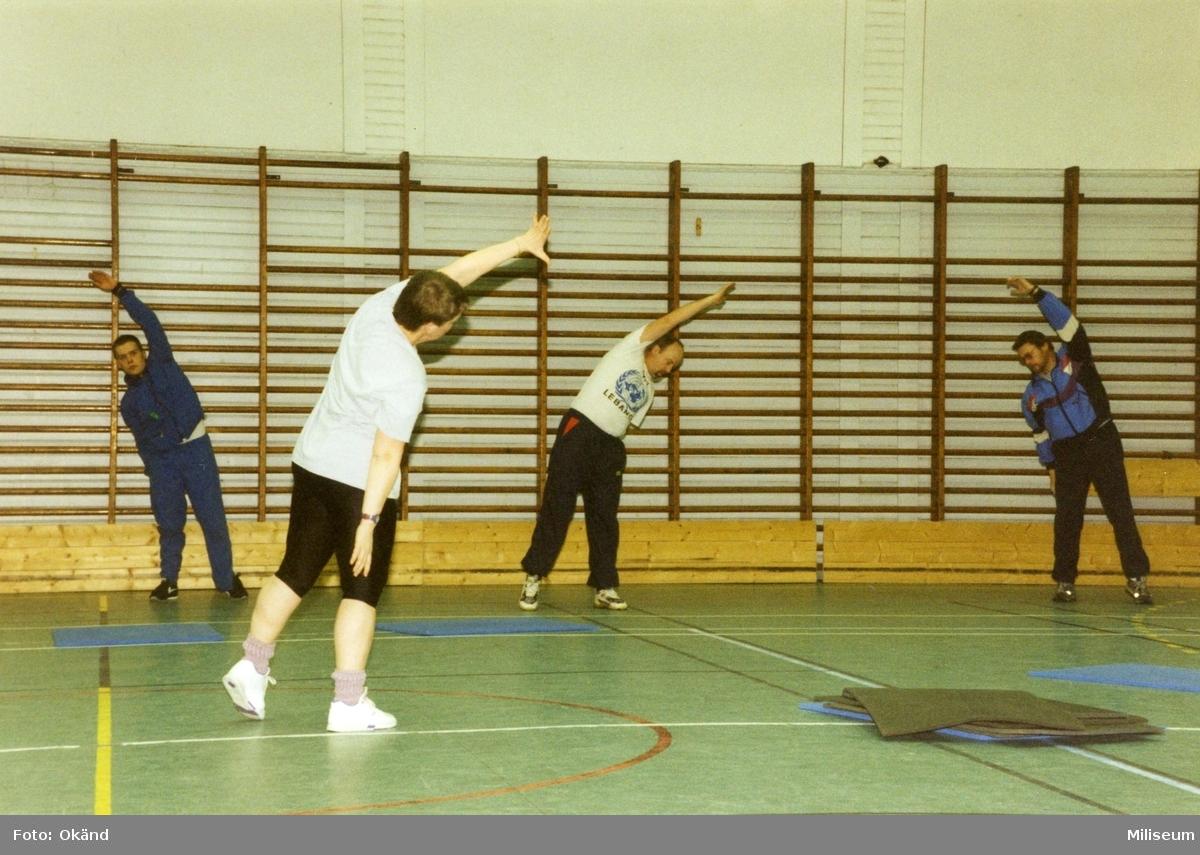 Personalgymnastik, Ing 2.