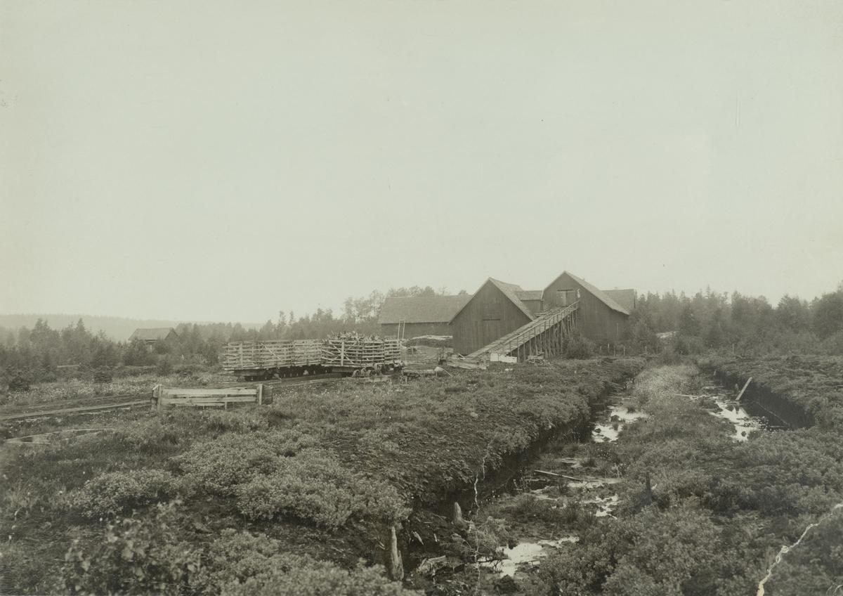 Mariedams Torvströfabrik.