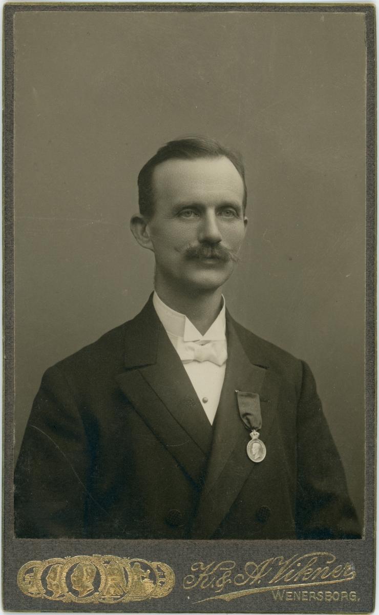 Porträtt Johan Nilsson