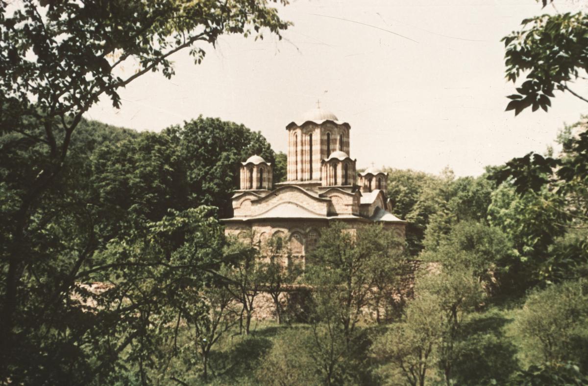 Klosteret i Ravanica (1375-1387).