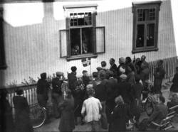 Feiring av frigjøringa etter andre verdenskrig i Øyenkilen i