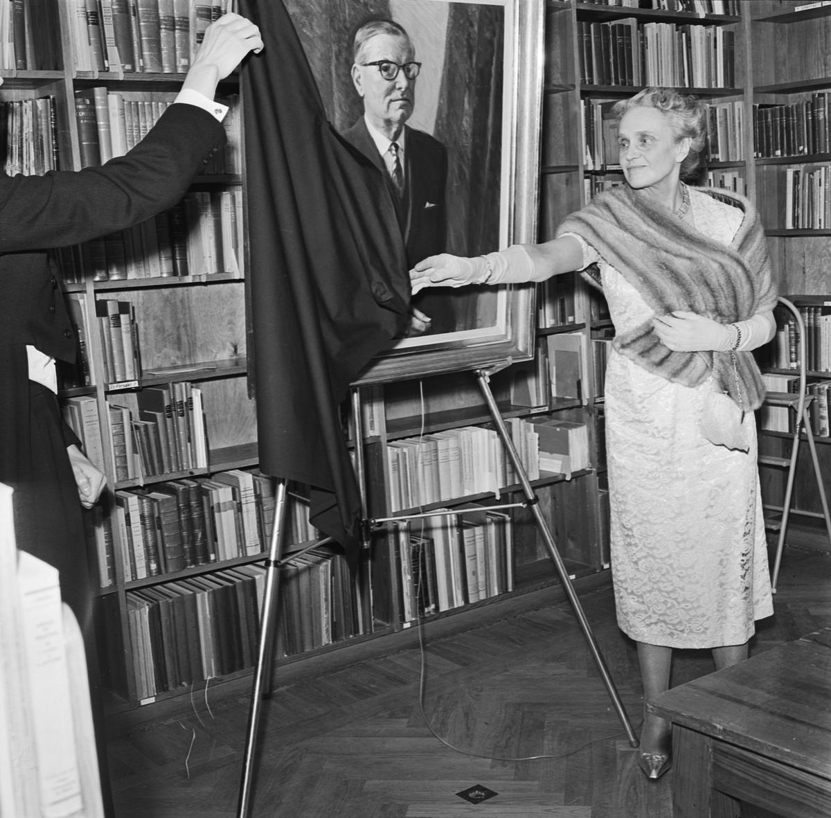 Juridicum, invigningsfest, Uppsala 1963