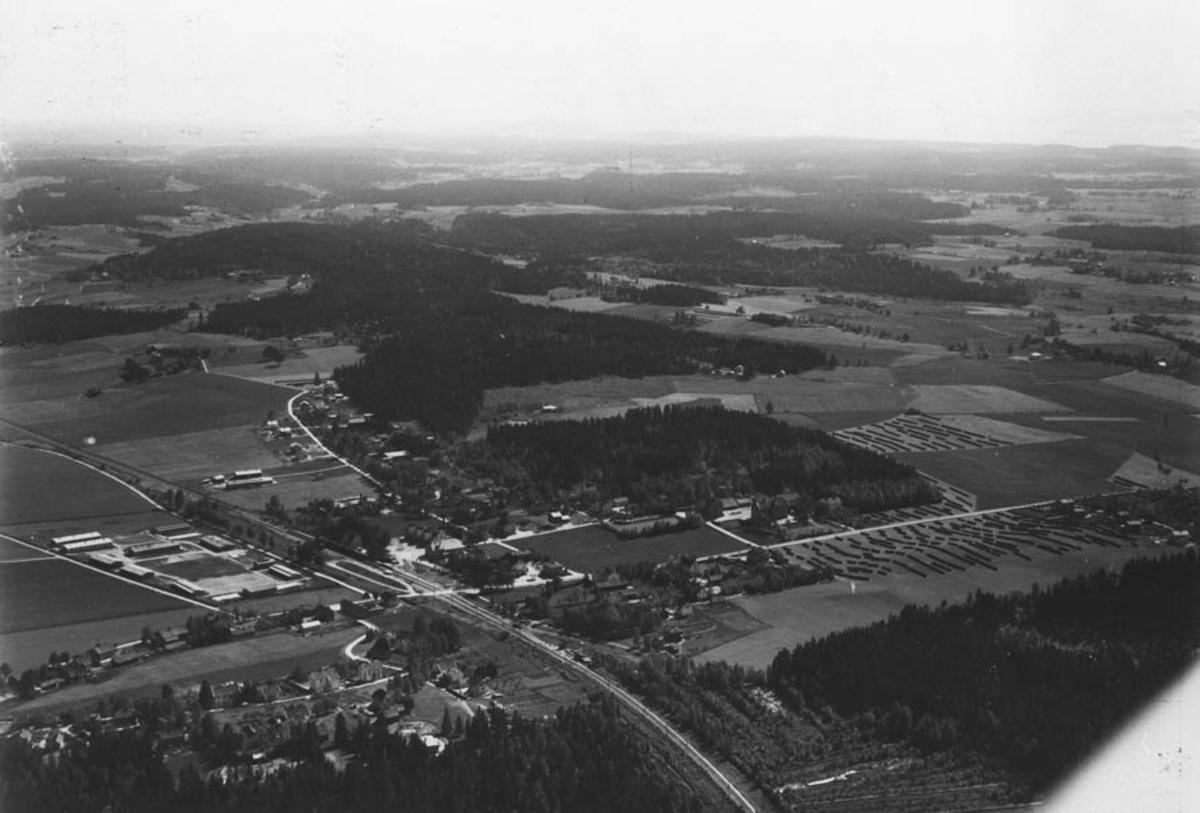 Ås sentrum - Ås stasjon
