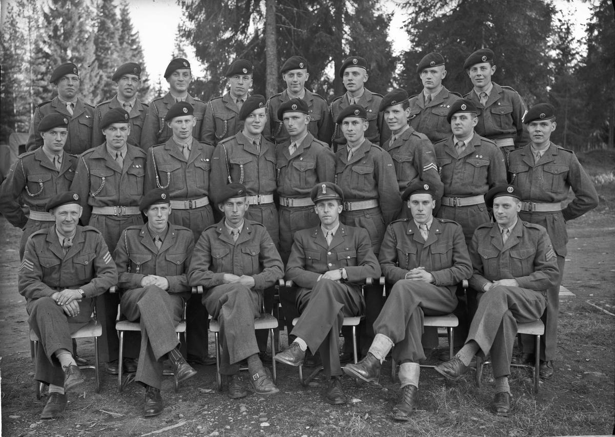 Militær gruppe.