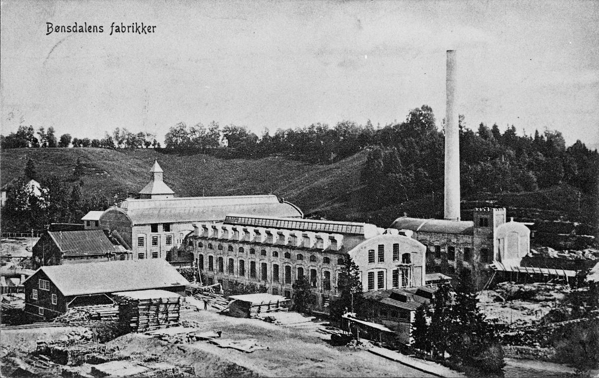 Bønsdalen fabrikker