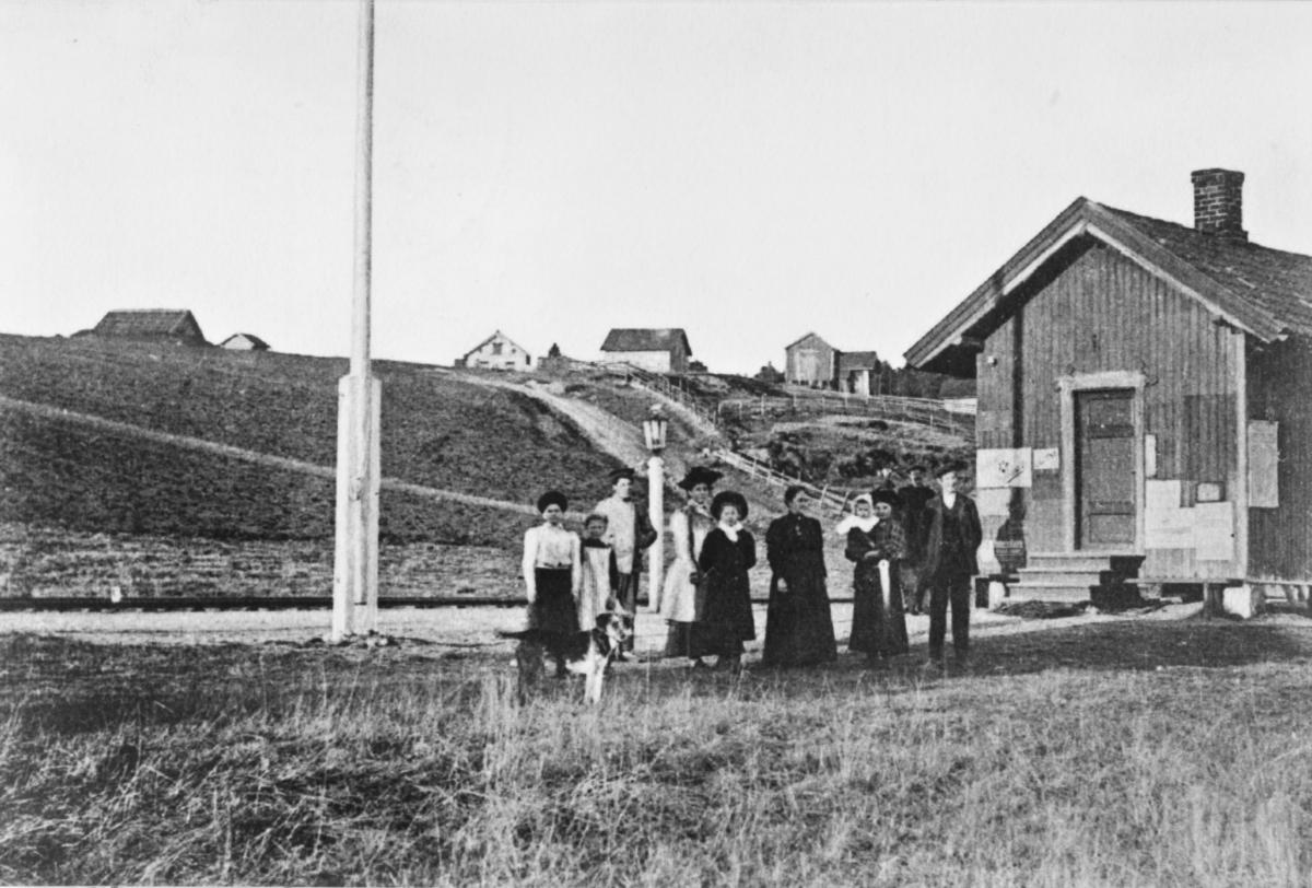 Hornåseng stasjon