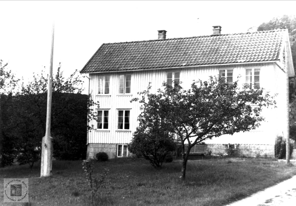 """Manflå """"Der nord"""", Finsland senere Marnardal."""