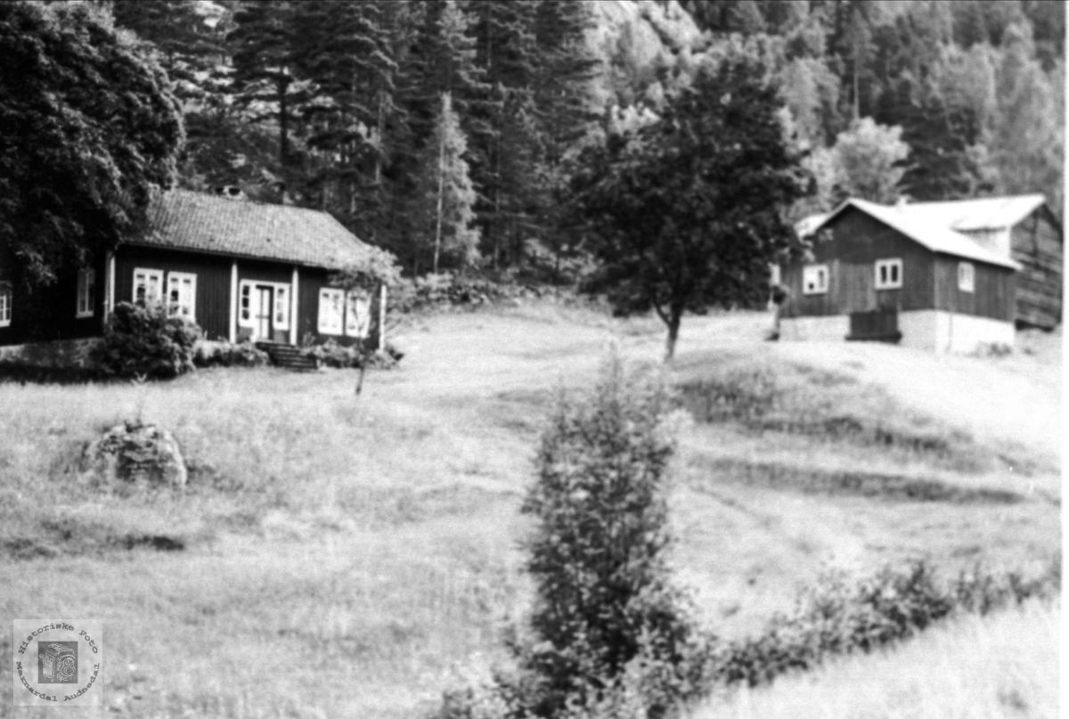 Gården Folldalen i Finsland senere Marnardal.