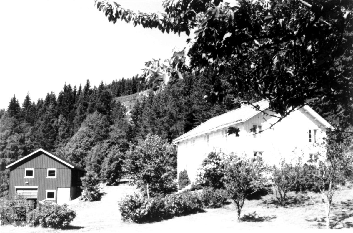 """Garden """"Gryteng"""" i ny utgave, Ågedal i Audnedal."""