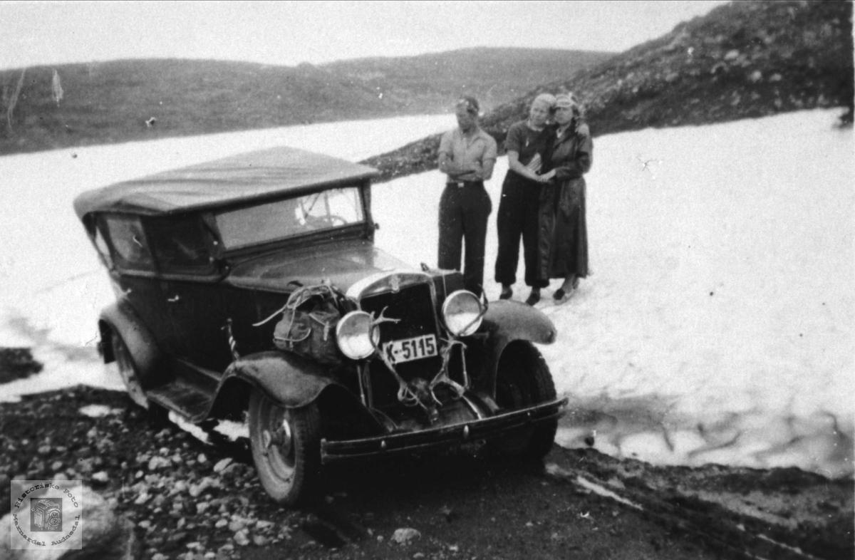 Chevrolet 1929-30 modell, K-5115