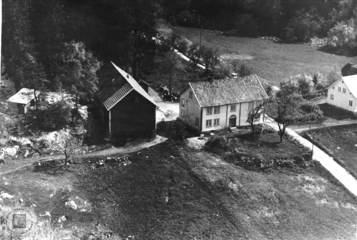 Finsdal garden i Øyslebø.