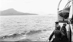Soldater, båt