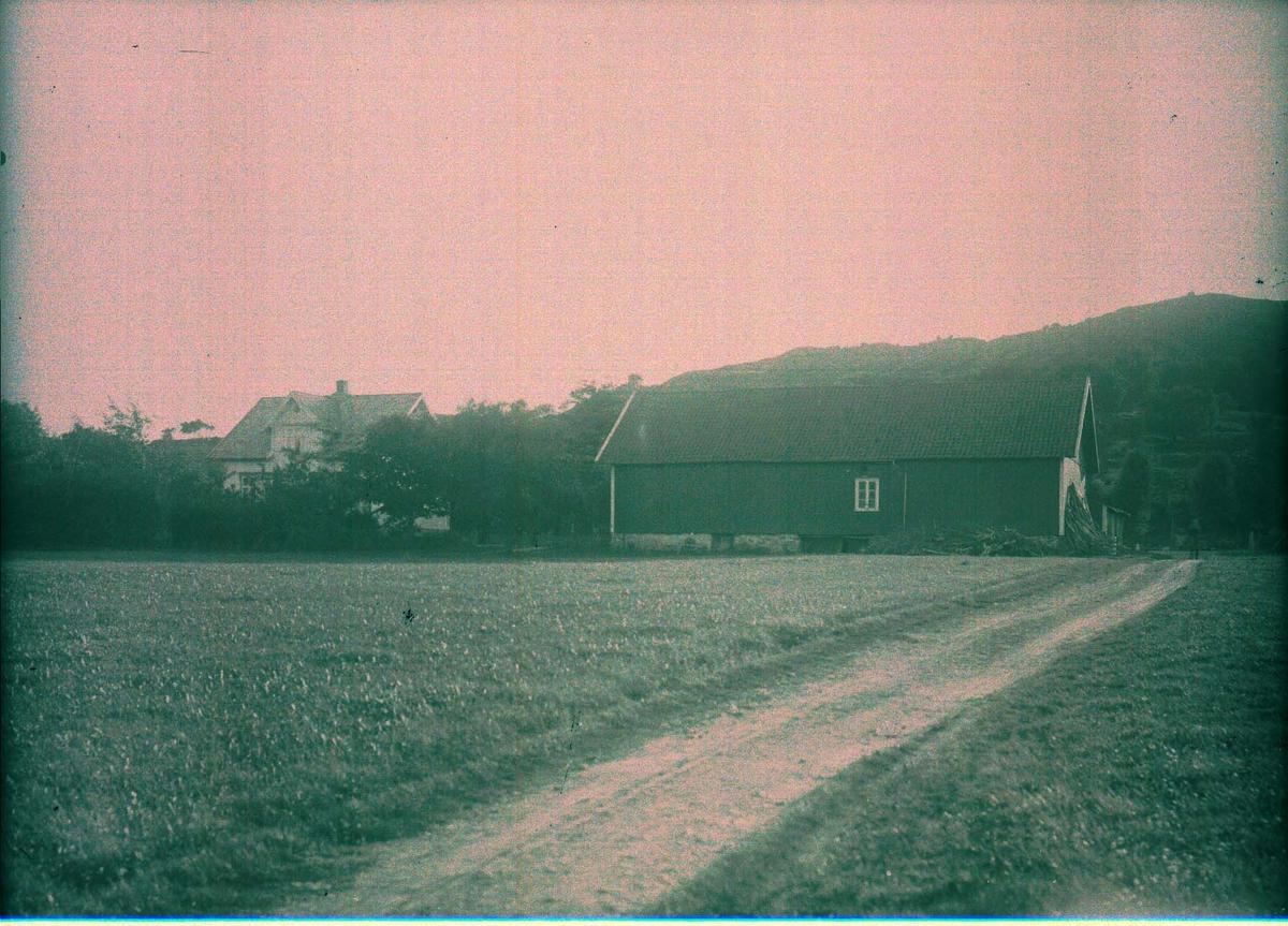 Landskap - Bondegård.