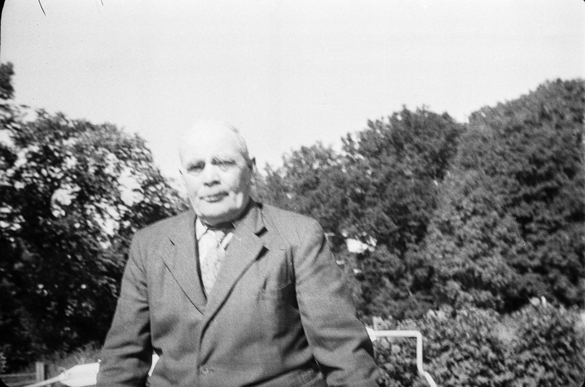 Jansson, Långtora socken, Uppland 1962