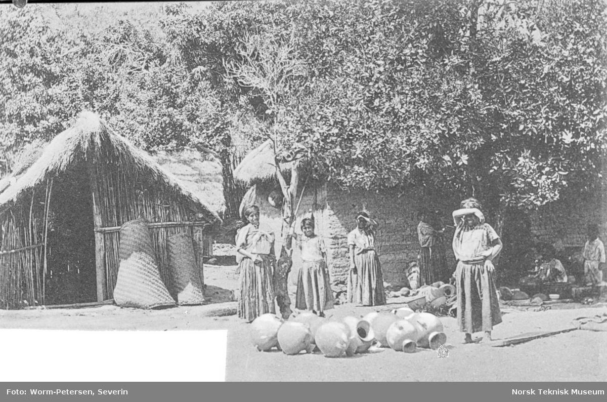 Keramikkrukker, Guatemala
