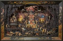 Modell av helvetet