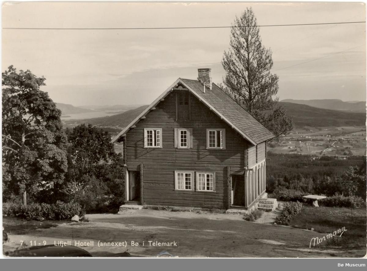 Lifjell Hotell, annexet