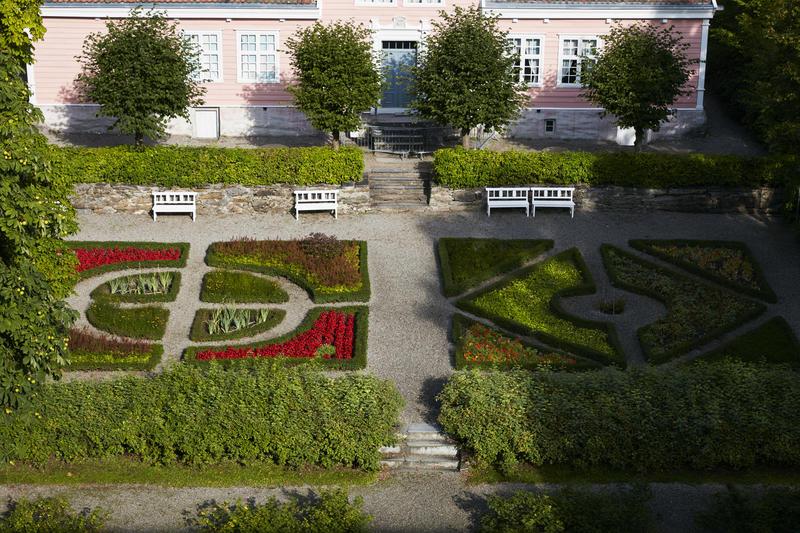 Hagen ved Leikanger prestegårt