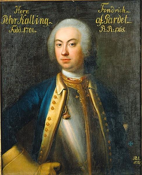 Per Kalling, 1700-1795