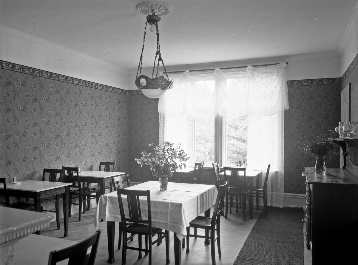 Wilhelm Eriksson grundaren till sedemera Pix AB. Skänkte personalen semesterhemmet Pixgården och dela på 105.000 kronor.