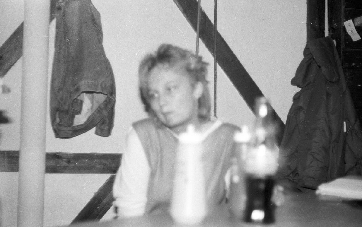 Ungdomsklubb på Løvenstad