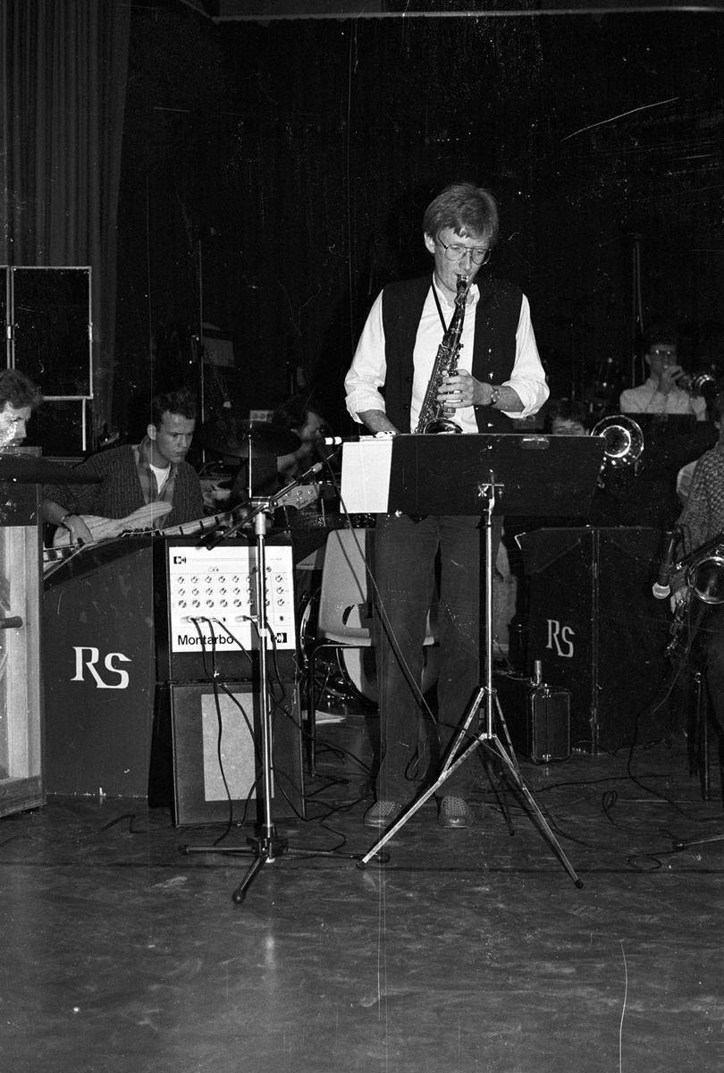 Ungdommens Dag 1985 - Rælingen Storband