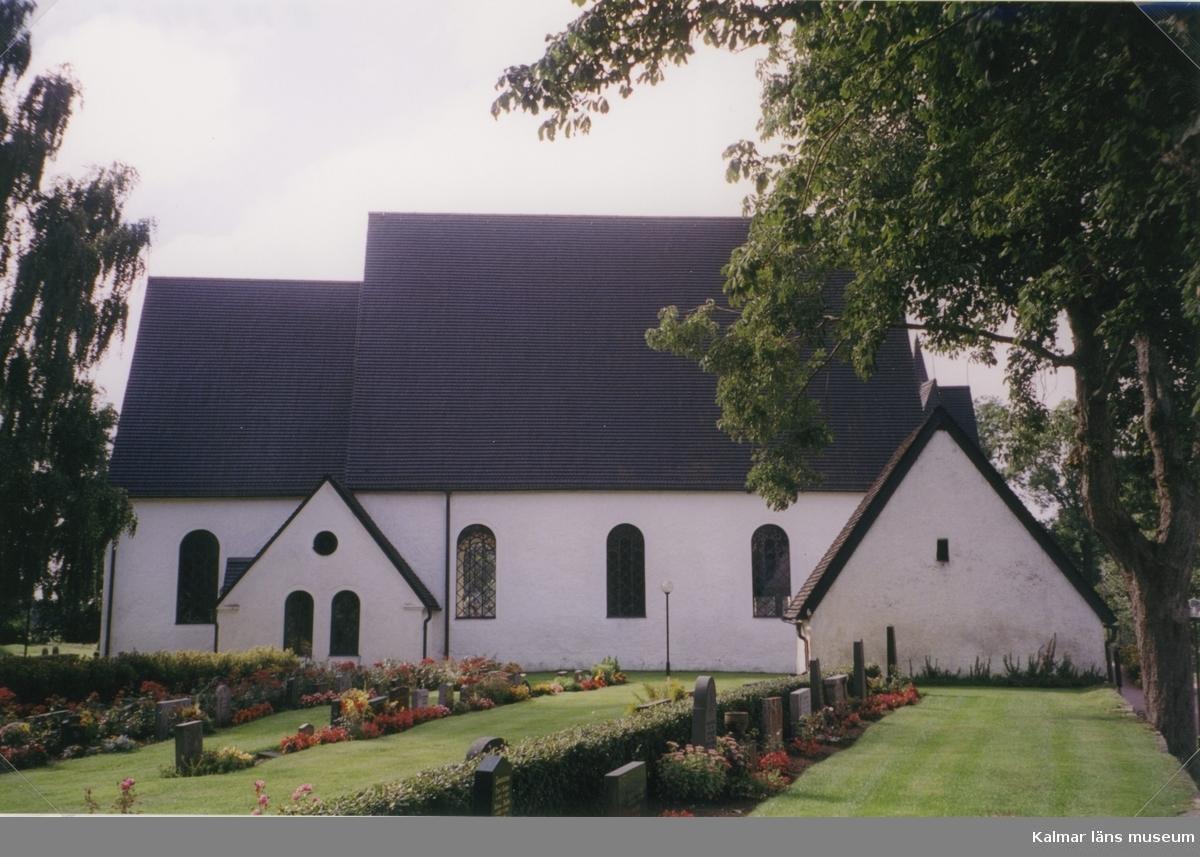 Motiv från Motorps kyrka.