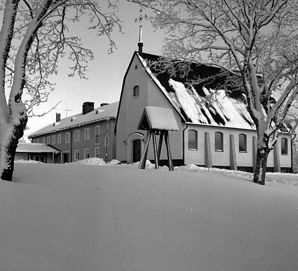 Flämslätts stiftsgård 1966.