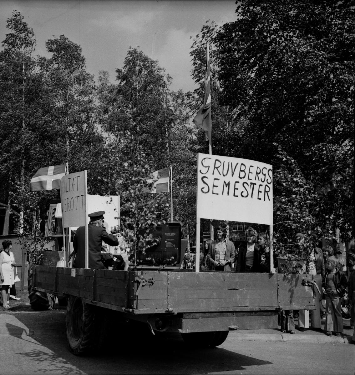 Barnens Dag, 18 Juni 1972