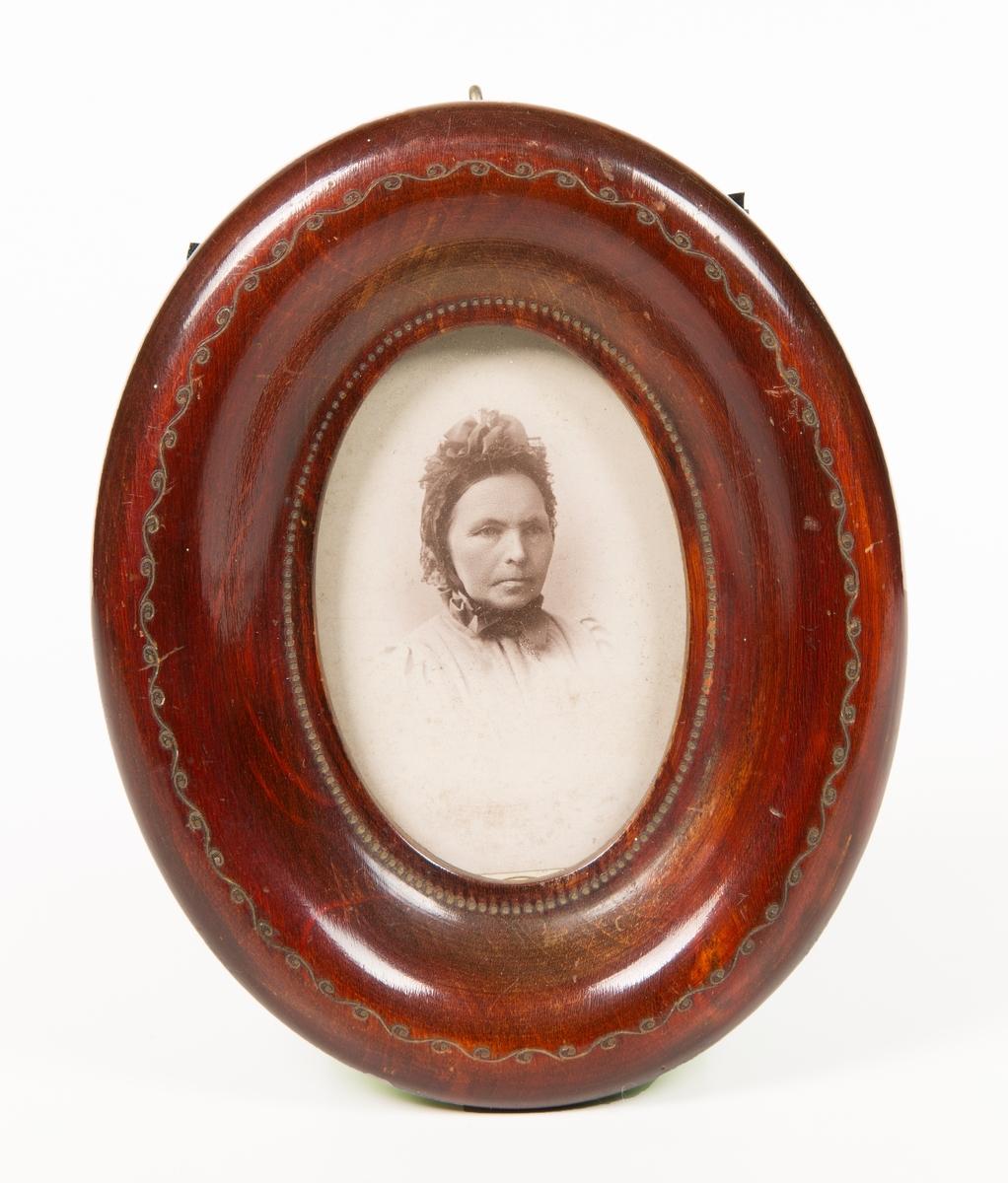 Arne Garborgs mor, Ane Oline f. 1832
