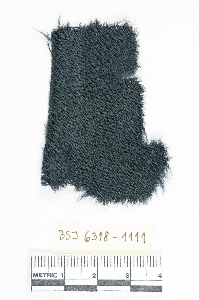Organisk materiale, div.:Tekstil